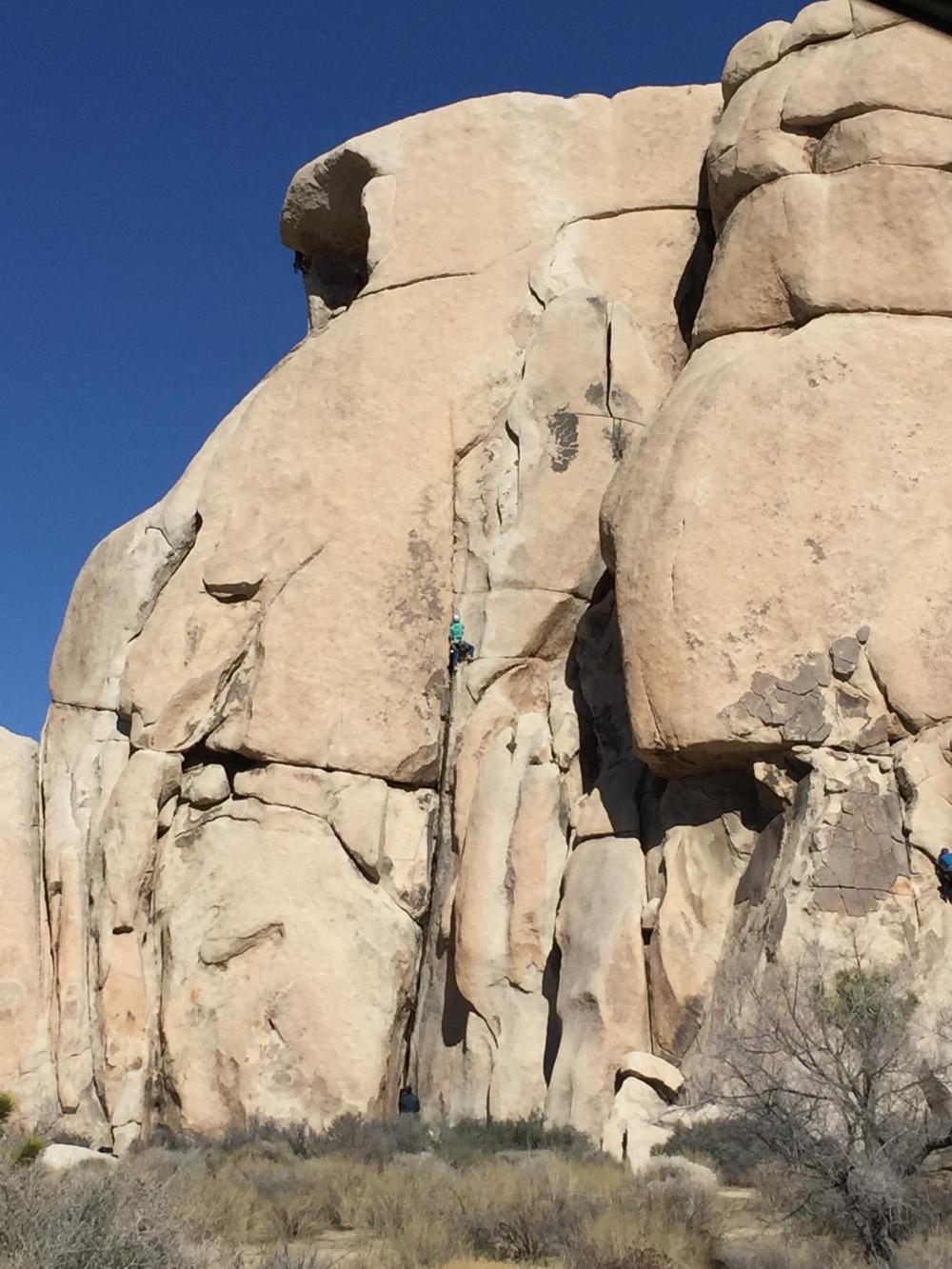 012-rock climbers