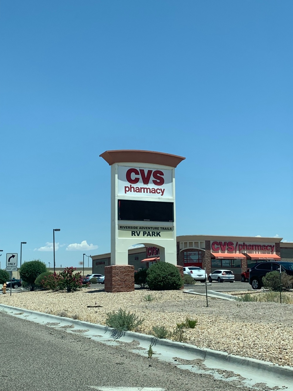 01-entrance at CVS